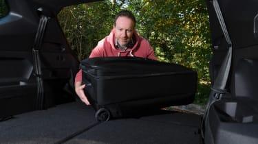 SEAT Tarraco long-termer - final report boot interior