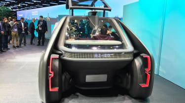 Renault EZ-GO concept - Geneva full rear