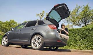 SEAT Ibiza ST header