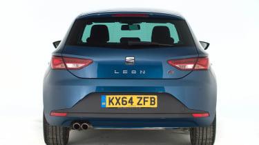 Used SEAT Leon Mk3 - full rear
