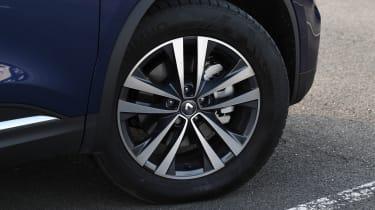 Renault Koleos - wheel