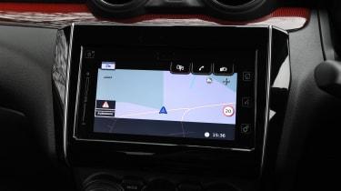 Suzuki Swift Sport - SAT NAV