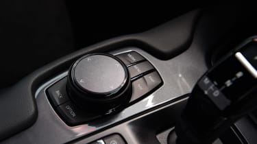 Toyota Supra 2.0 - interior detail