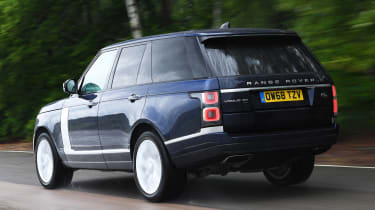 Range Rover - rear
