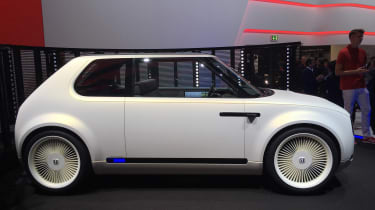 Honda Urban EV concept side
