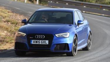 Audi RS3 - long-term - front