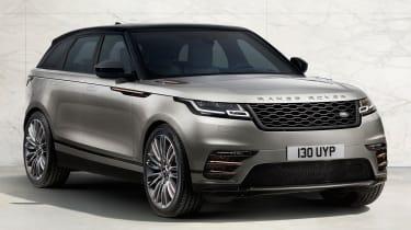 Range Rover Velar - First Edition front quarter