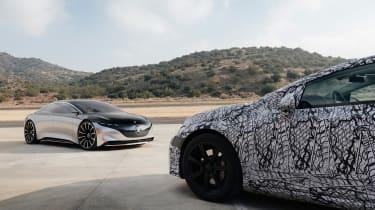 Mercedes EQS - teaser 5