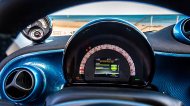 Smart EQ ForFour - dials