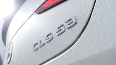 Mercedes-AMG CLS 53 - CLS 53 badge