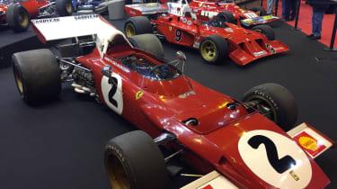 Formula 1 - Retromobile
