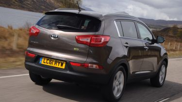 Kia recall: 7,000 Soul and Sportage models called back
