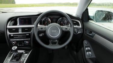 Audi A5 Sportback 2.0 TDI SE Technik interior