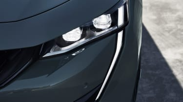 Peugeot 508 Sport Engineered concept - front light