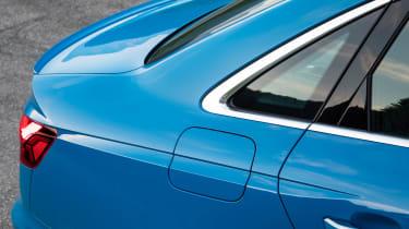2019 Audi S4 saloon rear detail