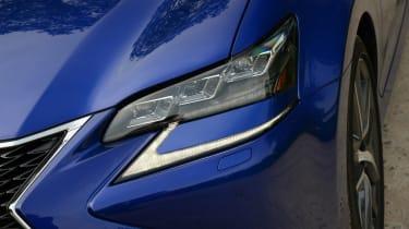 Lexus GS 450h F Sport - front light