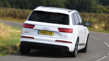 Audi SQ7 Vorsprung - rear