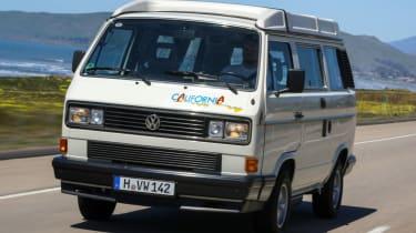 T3 Volkswagen campervan