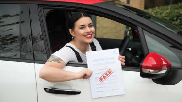 L-test revolution - driving test passed