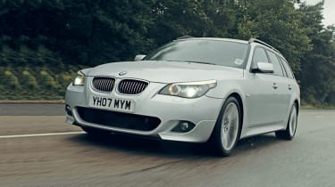 BMW 525d Touring SE