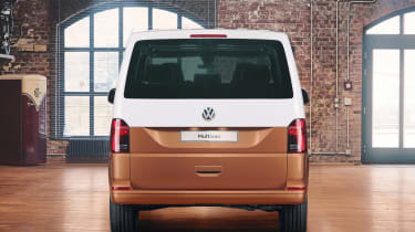 VW California - full rear