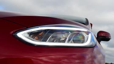 Ford Fiesta - Headlight