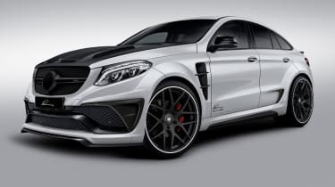 Mercedes GLE bodykit