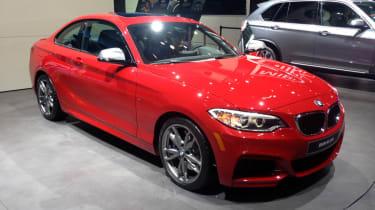 BMW M235i - Detroit Motor Show 2014