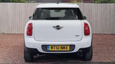 Used MINI Countryman - full rear