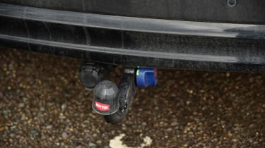 SsangYong Rexton long term - first report towbar