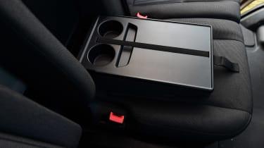 Ford Transit Custom Double-Cab - rear seats