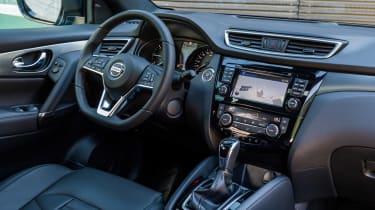 New Nissan Qashqai 2017 review interior