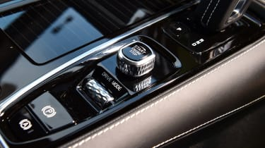 Volvo V60 Polestar Engineered - start/stop