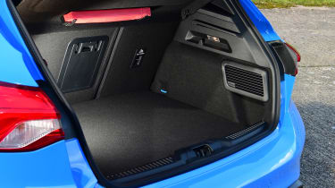 Ford Focus ST Edition - boot