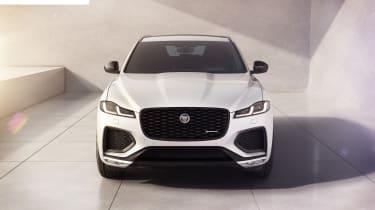 New Jaguar F-Pace R-Dynamic Black - grille