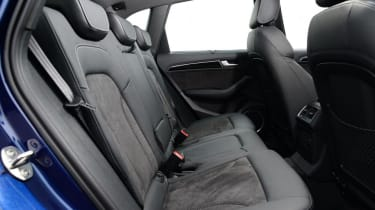 Used Audi Q5 - rear seats