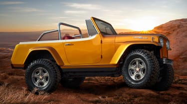 Jeep Magneto Moab - front