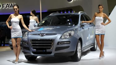 Luxgen 7 SUV EV
