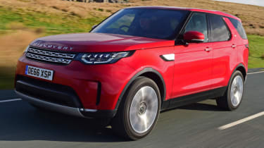 Chinese copycat cars - Land Rover Discovery