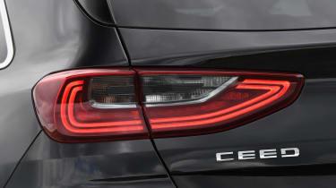 Kia Ceed brake light
