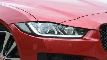 Jaguar XE S - front light