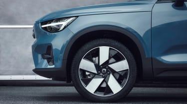 Volvo C40 Recharge - front wheel