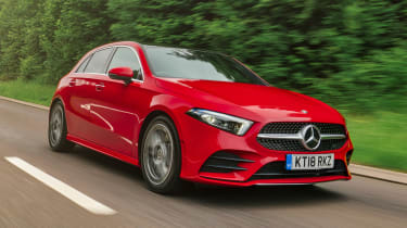Mercedes A 250 AMG Line - front
