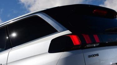 Peugeot 5008 - tail-light