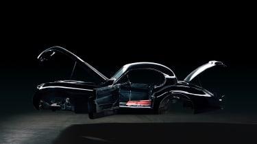 Jaguar XK120 EV - side