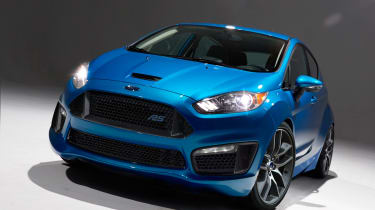 Ford Fiesta RS picture