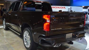 Chevrolet Silverado - Detroit rear