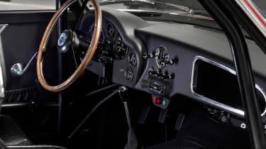 Aston Martin DB4 GT Zagato Continuation - dash