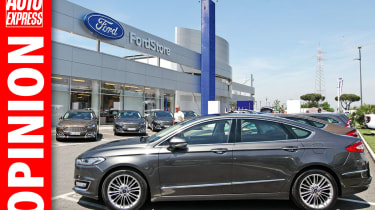 Opinion Ford Vignale