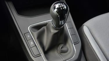 New SEAT Ibiza - gear stick